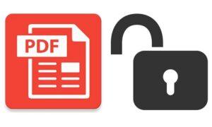 unlock PDF